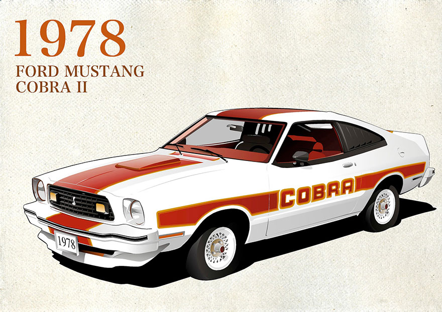 Ford Mustang 78