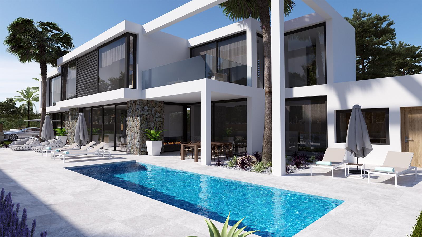 Arquitectura 3D Mallorca - InterCreatives 3D